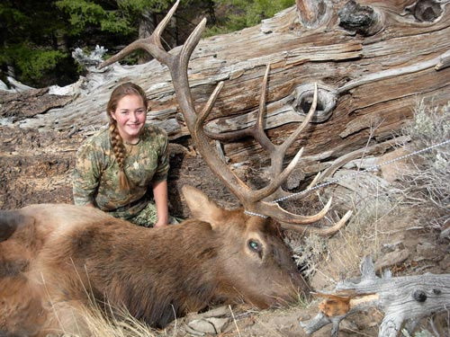2017 nonresident deer and elk tags go on sale dec 1 for Idaho fish and game hunter report