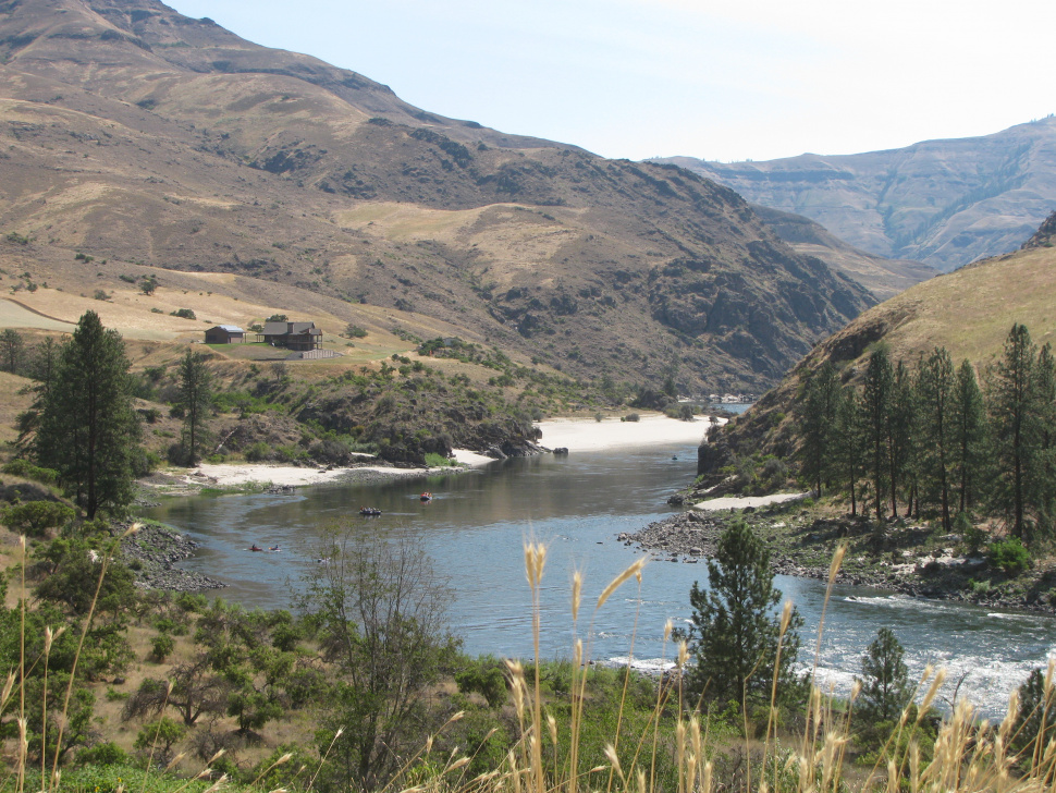 Camping limits on fish and game property idaho fish and game for Fish and game idaho