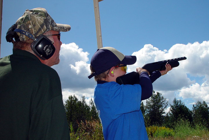 Youth conservation camp offers summer adventure idaho for Idaho fish and game regulations
