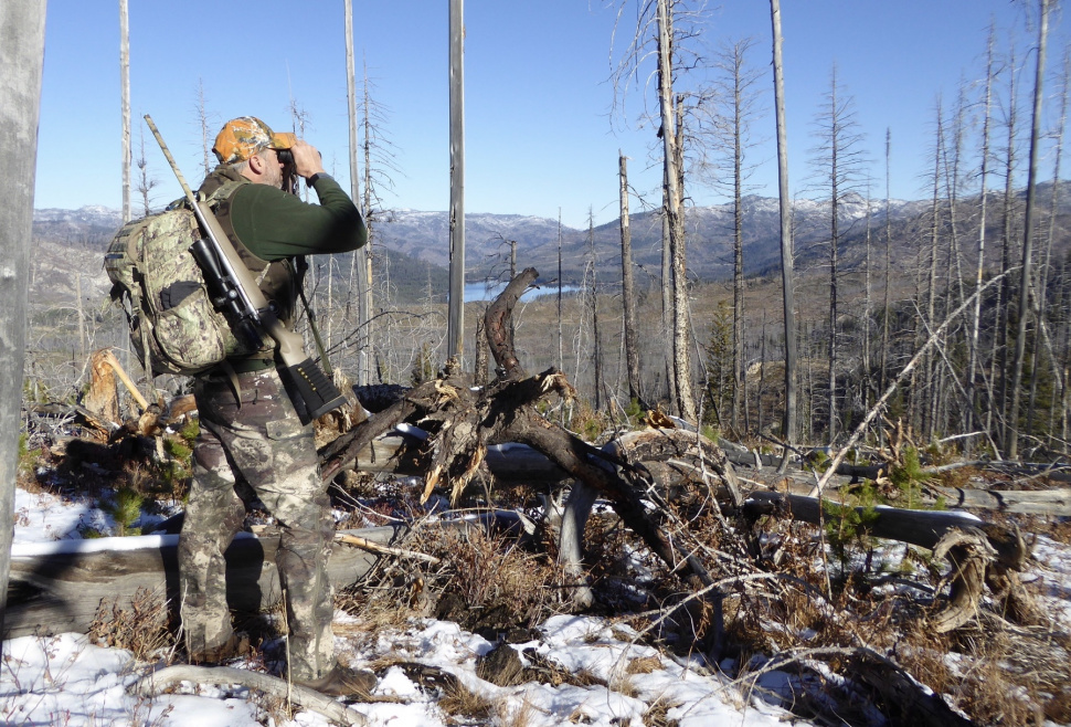 checking in with big game check station reports idaho