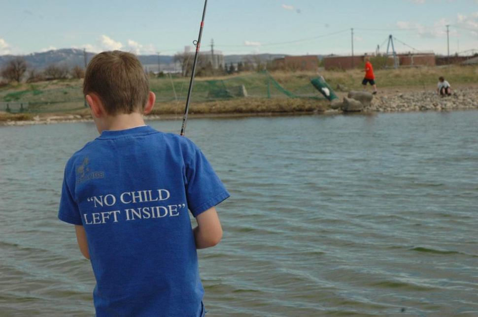 Idaho fish game and idaho falls parks rec team up to for Idaho ice fishing report