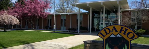 IDFG HQ Walnut Building Boise Idaho March 2016