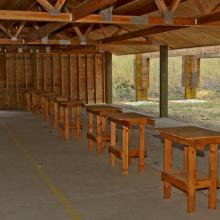 table line Farragut Range medium shot