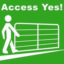 access yes logo