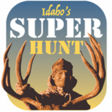 Idaho Super Hunt logo screen shot