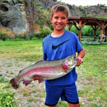 Fish Stocking and Schedules   Idaho Fish and Game