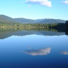 Upper Priest Lake landscape