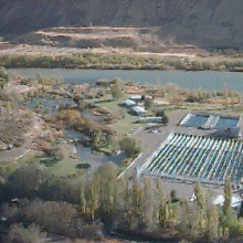 Niagara Springs Fish Hatchery small photo wide shot